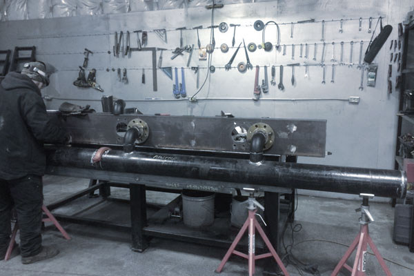 Piping Fabrication
